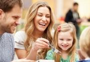 Family-Eating-Maldron-Hotel